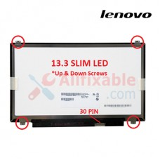 "13.3"" Slim LCD / LED (30pin) Compatible For Lenovo IdeaPad U330 U330P B133XTN01.6"